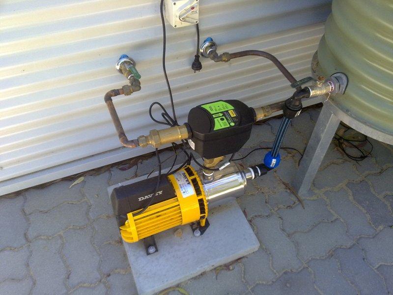 Minuzzo Pump CoverR